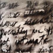 """Disslove, acrylic on canvas, 10"""" x 10"""", 2014"""